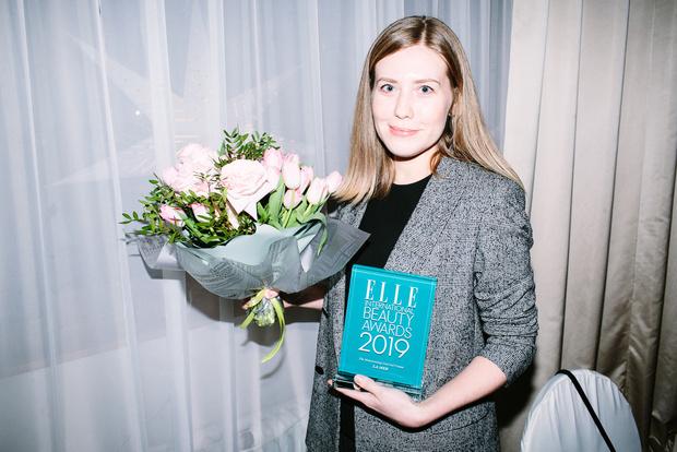 Журнал ELLE вручил престижные награды лучшим из лучших в beauty-индустрии (фото 24)