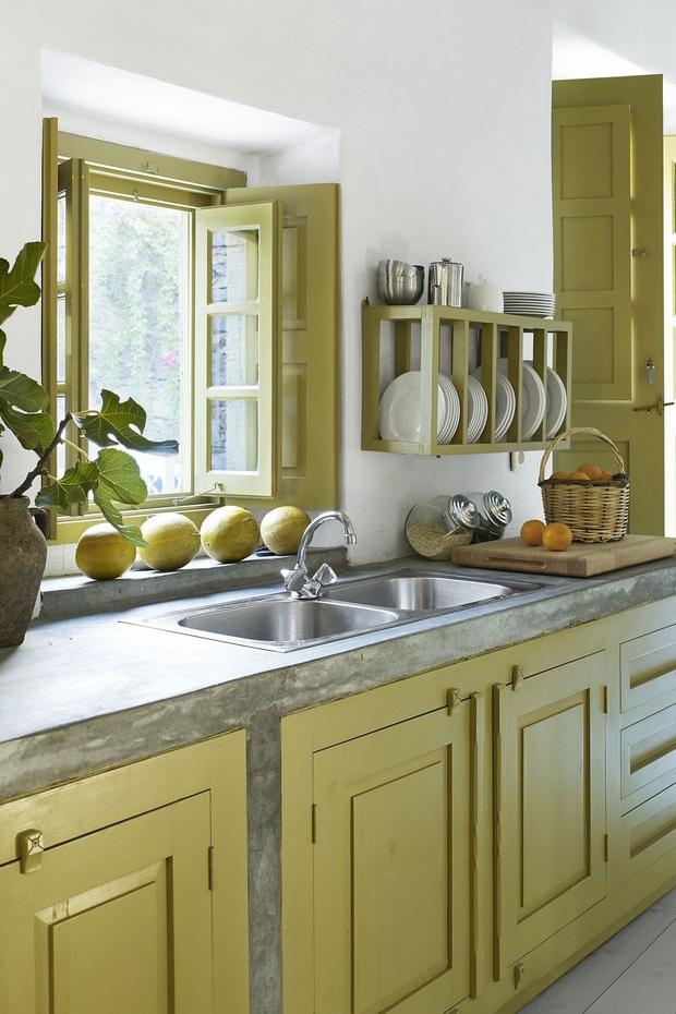 «Умная» кухня: смесители, упрощающие жизнь (фото 14)