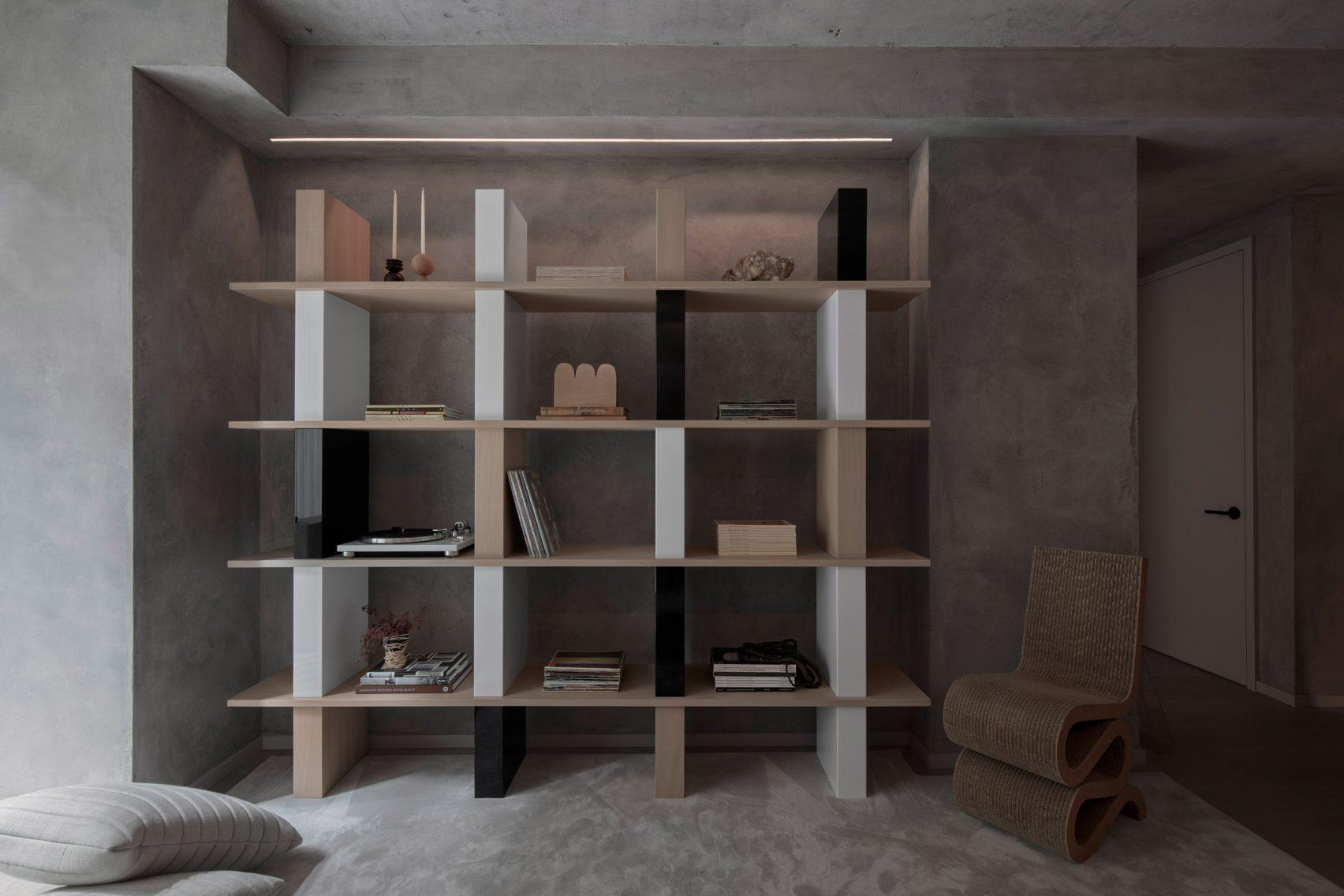 Бетон в интерьере: 10 стильных проектов (галерея 0, фото 1)