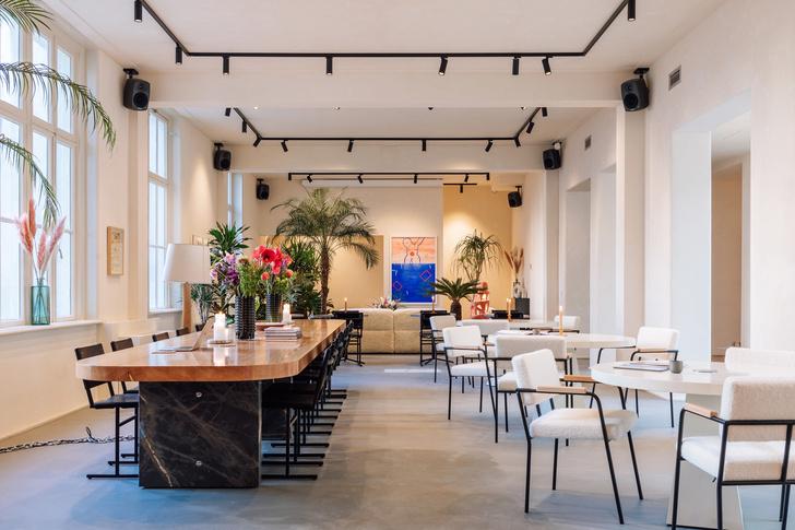 Дизайнерский коворкинг в Амстердаме (фото 4)