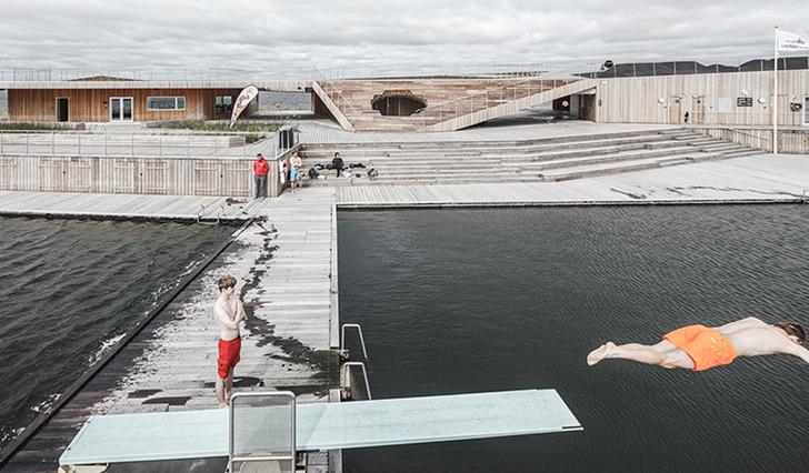 Парк Fjord в Дании фото [2]