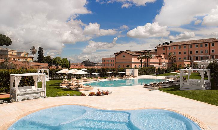 Gran Melia Villa Agrippina (Рим)