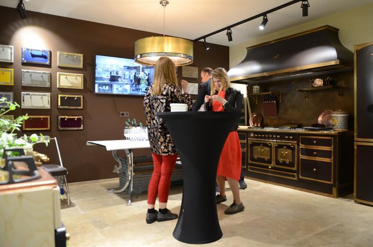 Первый шоу-рум фабрики Officine Gullo открылся в Москве