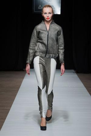Показ Maison Anoufa коллекции сезона Весна-лето 2014 года Haute couture - www.elle.ru - Подиум - фото 574338