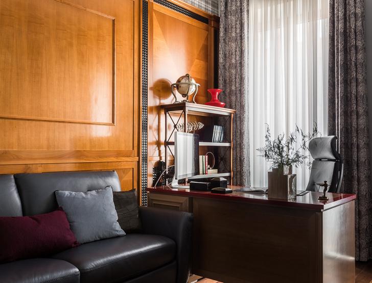 Квартира 175 м² в Хамовниках (фото 17)
