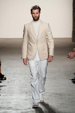 Показы мод Billy Reid Весна-лето 2013 | Подиум на ELLE - Подиум - фото 1307