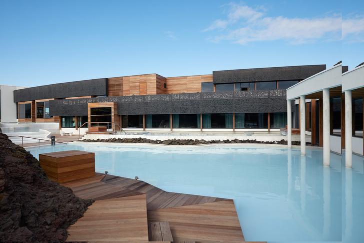 Отдых в Исландии: отель The Retreat at Blue Lagoon (фото 0)