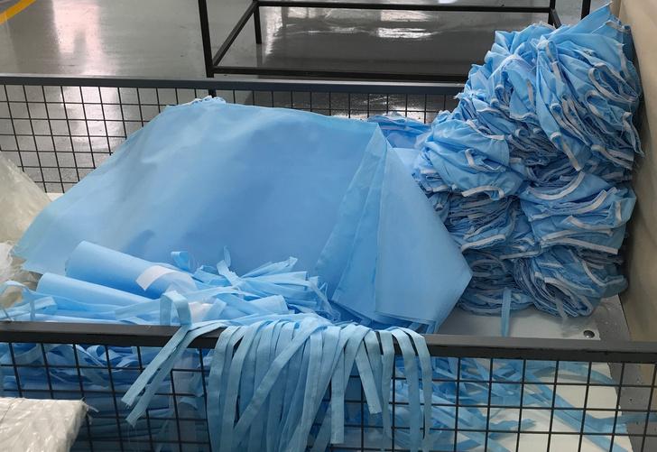 Фабрика «Аскона» теперь выпускает защитные маски и костюмы (фото 4)