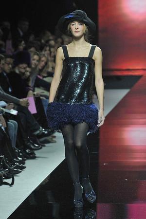 Показ Blugirl коллекции сезона Осень-зима 2009-2010 года prêt-à-porter - www.elle.ru - Подиум - фото 94324
