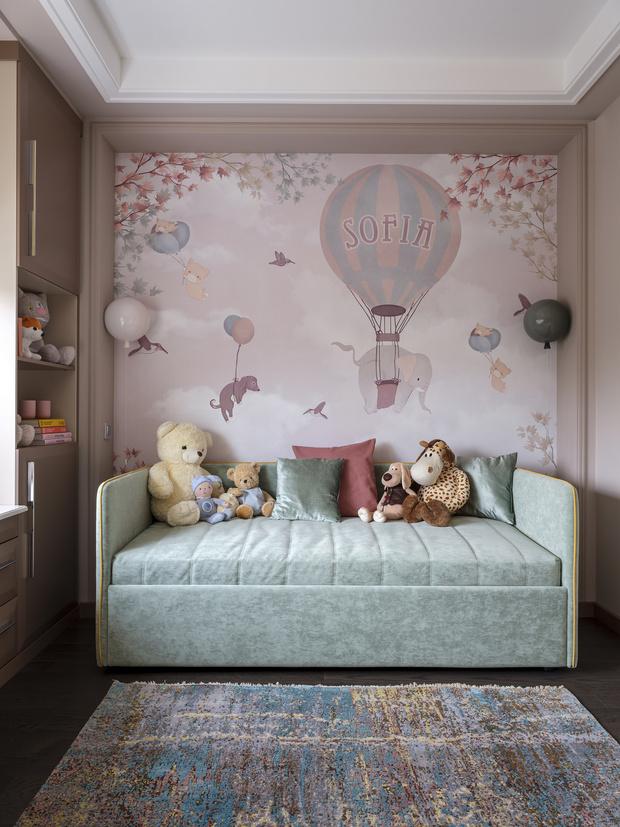 Проект «Серенити»: дом 250 м² в Москве (фото 15)