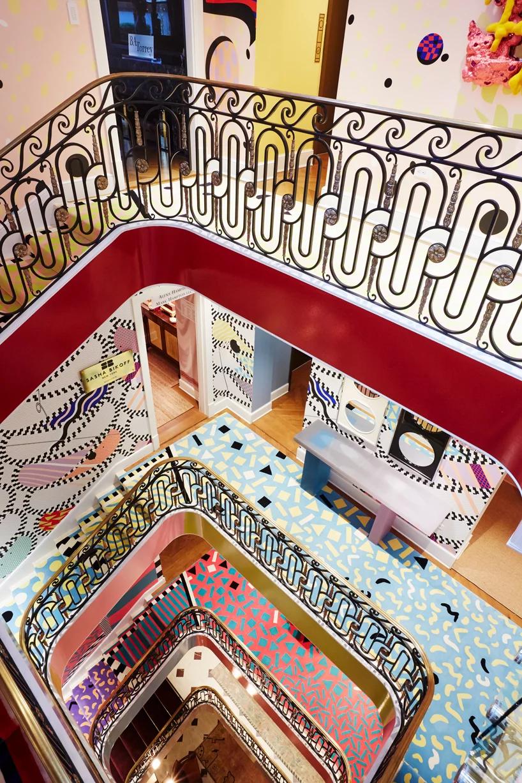 Хит-парад: самые необычные дизайнерские лестницы (галерея 3, фото 1)