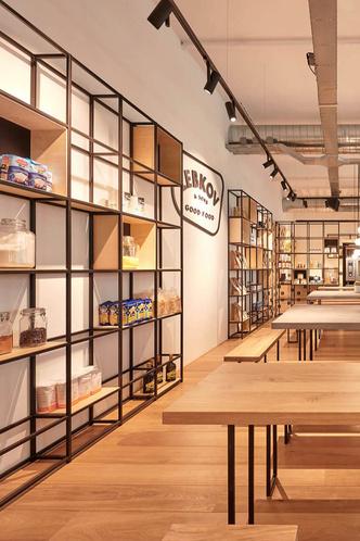 Кафе в Амстердаме от Studio Akkerhuis (фото 4.2)