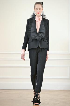 Показы мод Alexis Mabille Осень-зима 2010-2011 | Подиум на ELLE - Подиум - фото 2692