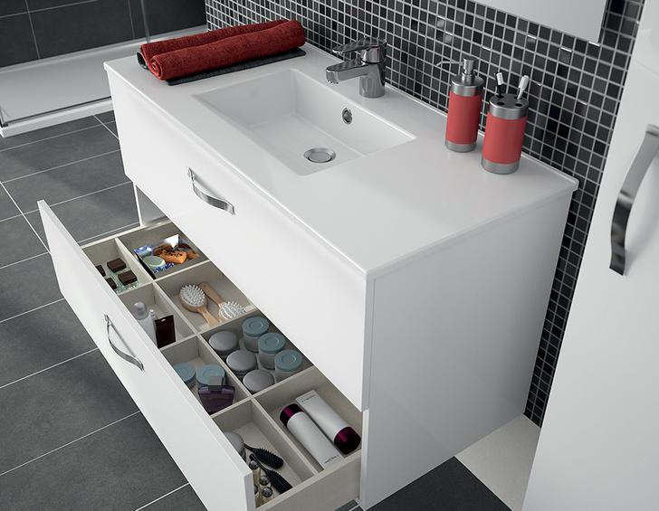 Все по минимуму: как обустроить небольшую ванную комнату