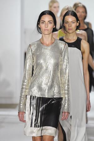 Показы мод Reed Krakoff Весна-лето 2012 | Подиум на ELLE - Подиум - фото 2008