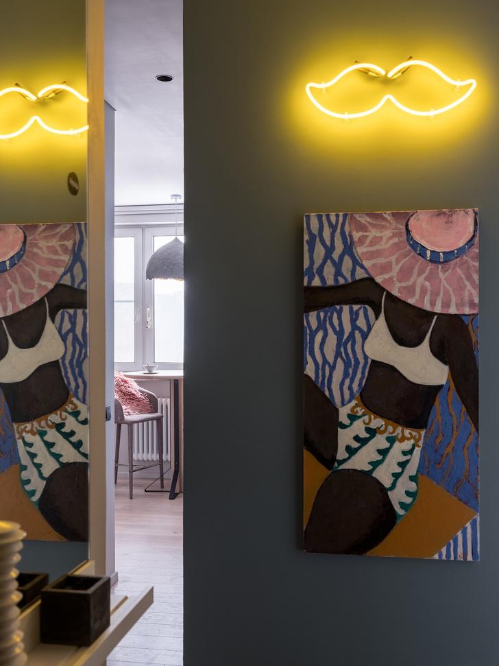 Квартира 40 м²: проект Анастасии Брандт (фото 22)