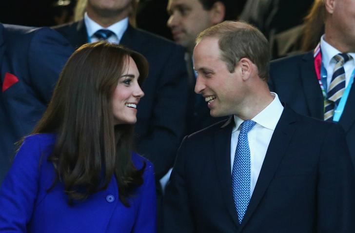 Принц Уильям рассказал о самочувствии беременной Кейт Миддлтон фото [1]