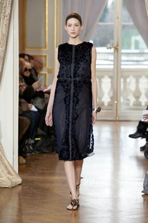 Показ Christophe Josse коллекции сезона Весна-лето 2013 года haute couture - www.elle.ru - Подиум - фото 477026