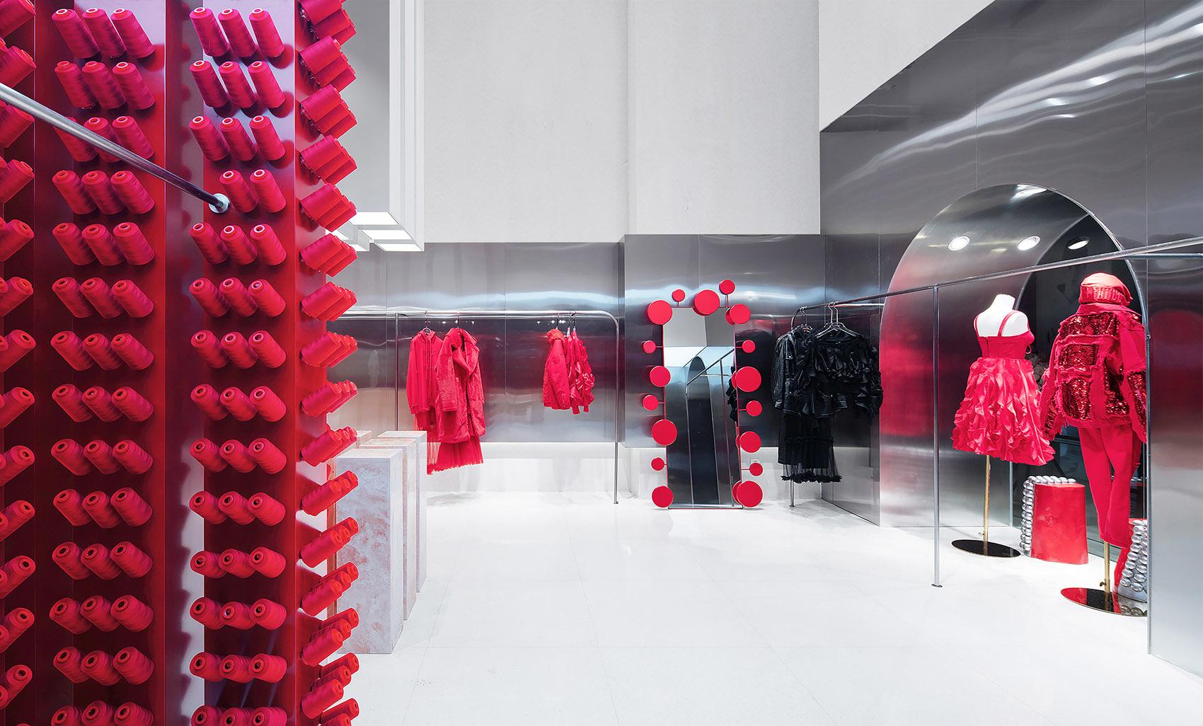 Яркий бутик одежды в Китае (галерея 7, фото 3)