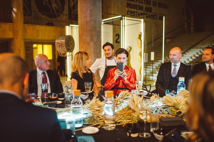Первый благотворительный ужин нового Клуба меценатов (фото 12)