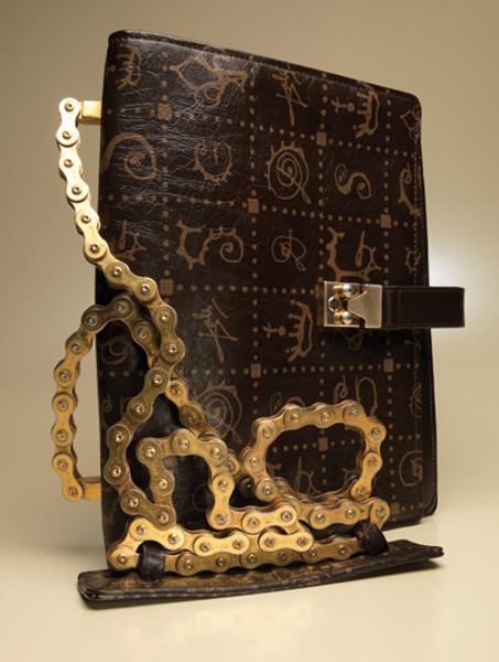 Винтажная сумка Lancel
