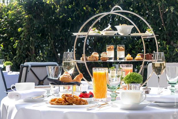Круассаны в постель: 5 парижских отелей с образцовыми завтраками (фото 36)