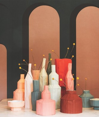 Ремесло и дизайн: Stranger Pinks в интерьерах виллы Джо Понти (фото 4.2)