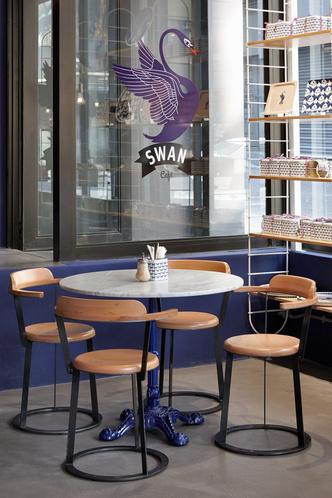 Swan Café — уголок Парижа в Южной Африке (фото 4.2)