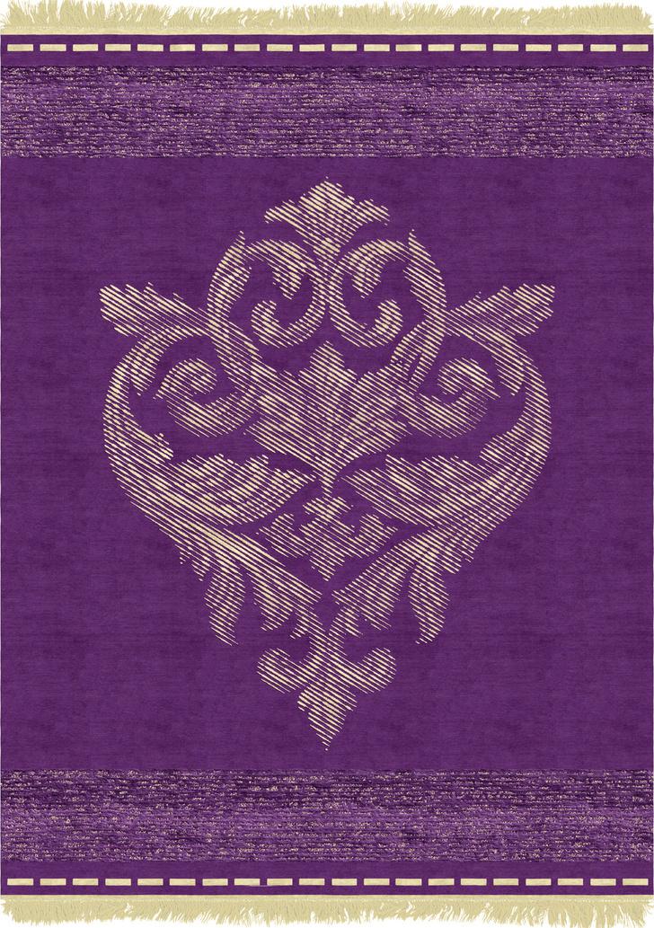 BoscoCasa & Tapis Rouge: коллекция ковров ручной работы (фото 10)