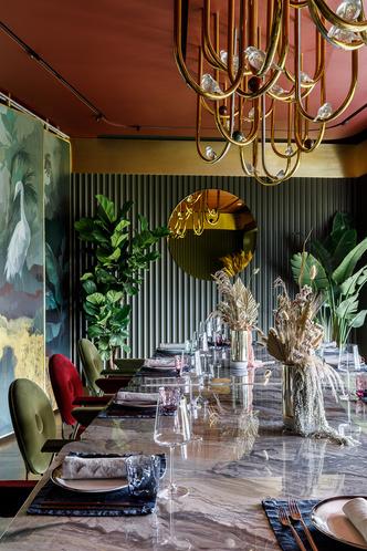 Ресторан с росписями под Белгородом (фото 11.1)