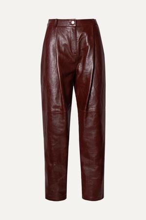 Кожаные брюки: какие купить и с чем носить (фото 13.2)