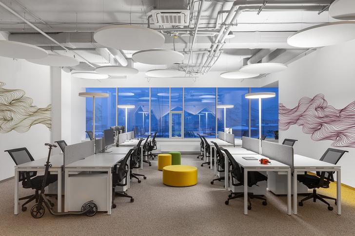 Офис компании Joom в Москве (фото 14)