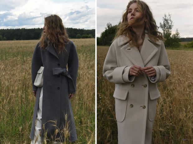 Где найти отличное пальто? У российских марок! (фото 5)