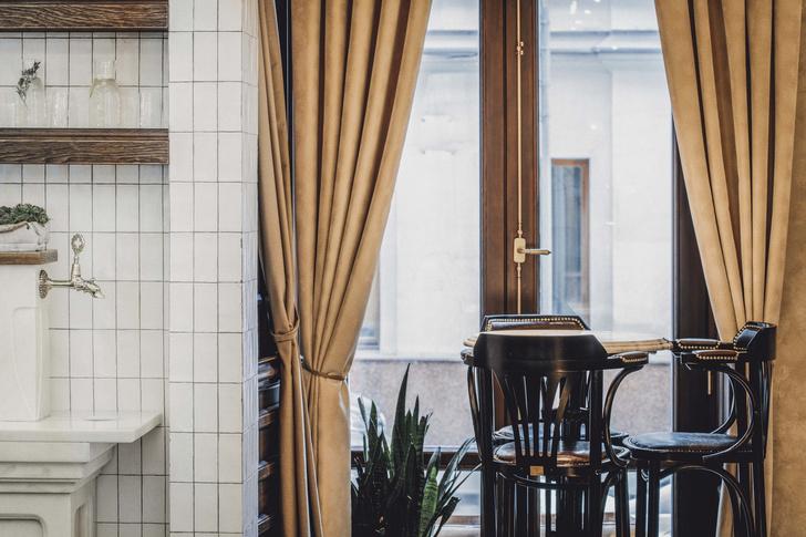 Топ 3: дизайнерские рестораны Уильяма Ламберти в Москве (фото 2)