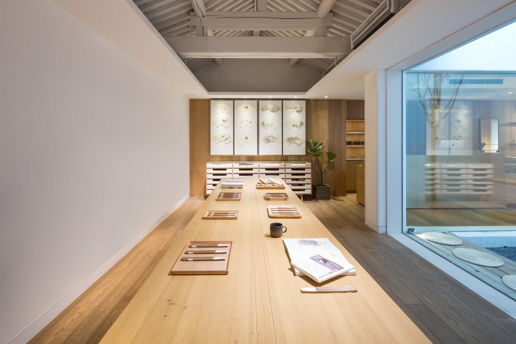 Магазин вееров в пекинском хутуне (галерея 6, фото 5)