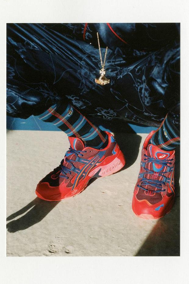 Asics x Westwood (фото 1)