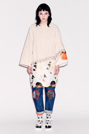Показ Epson Digital Couture коллекции сезона Осень-зима 2017-2018 года Prêt-à-porter - www.elle.ru - Подиум - фото 619126