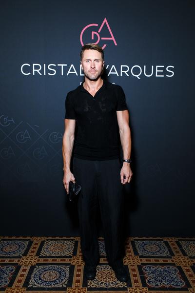 Звезды на торжественном приеме Сristal d'Arques Paris | галерея [1] фото [1]
