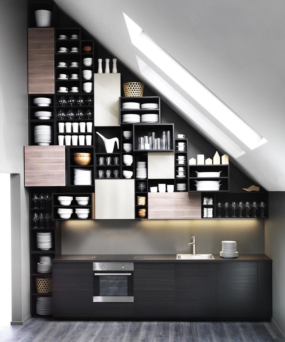 Компания ИКЕА представила кухню нового поколения -- МЕТОД | галерея [1] фото [4]