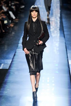 Показы мод Jean Paul Gaultier Осень-зима 2012-2013 | Подиум на ELLE - Подиум - фото 1426