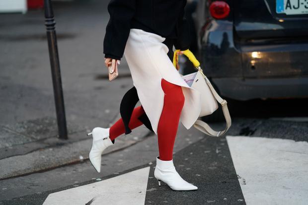 7 причин купить самые модные ботильоны kitten heels (фото 5)