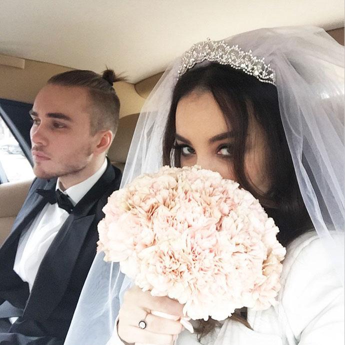 Виктория Дайнеко вышла замуж Дмитрий Клейман и Виктория Дайнеко