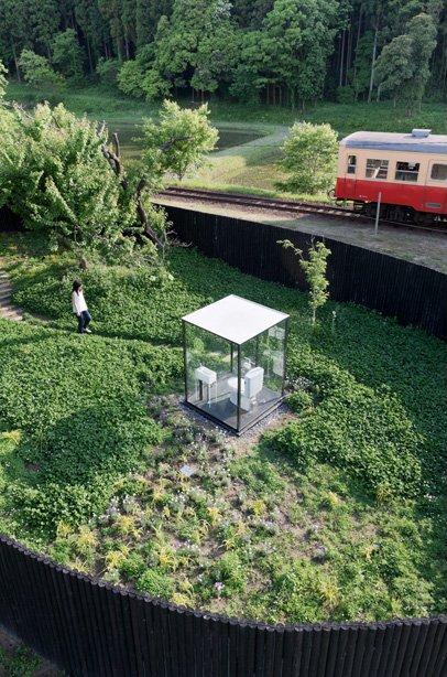 По-маленькому: дизайнерские общественные туалеты (галерея 23, фото 1)