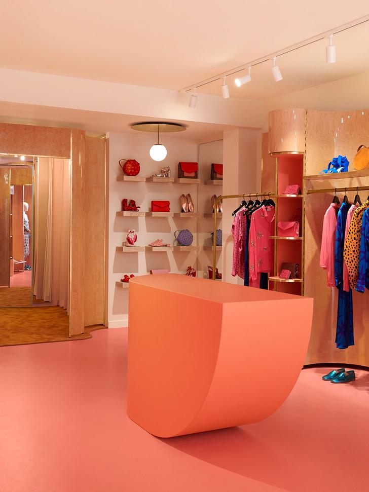 Живой коралл: бутик Fabienne Chapot в Харлеме (фото 6)