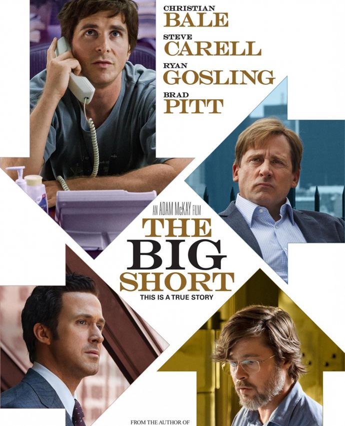 «Игра на понижение» (The Big Short)