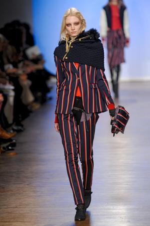 Показы мод Rag & Bone Осень-зима 2011-2012 | Подиум на ELLE - Подиум - фото 2426