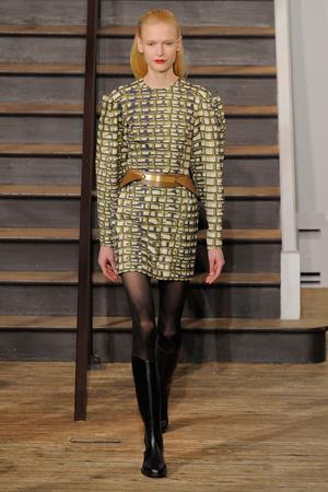Показы мод Maison Rabih Осень-зима 2012-2013 | Подиум на ELLE - Подиум - фото 1388