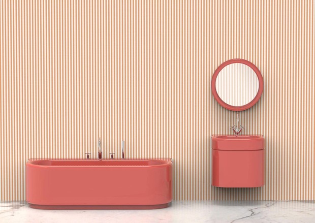Стильная ванная комната: 10 трендов (фото 6)
