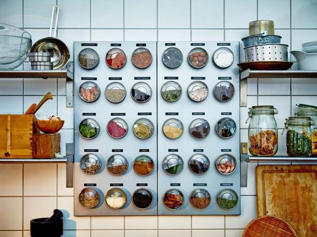 Маленькая кухня-столовая: 12 практичных советов (фото 5)
