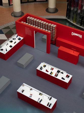 Pop-up бутик Camper по дизайну студии Asketik (фото 7.2)